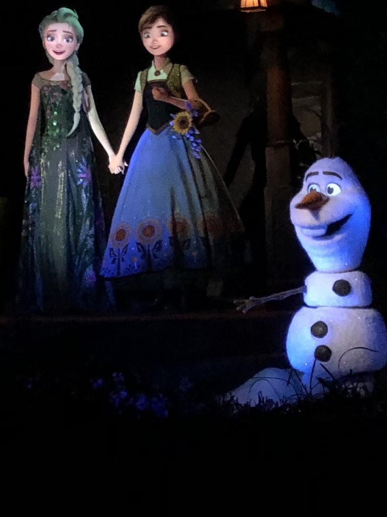 Frozen Ever After Attractions we Love at Epcot