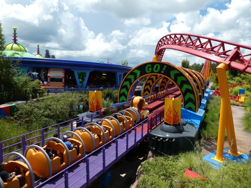 Slinky Dog Dash Hint & Tips Disney World