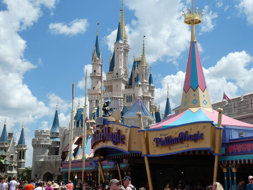 How long do you need spend at Walt Disney World