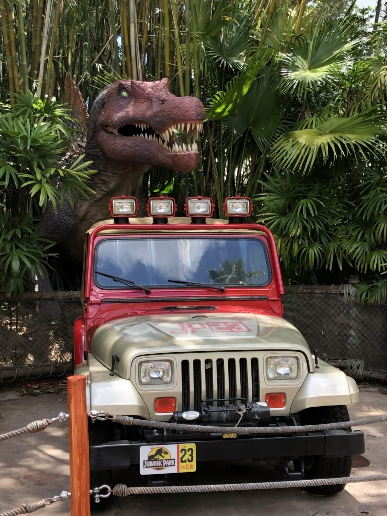 Guide to Islands of Adventure for Newbies