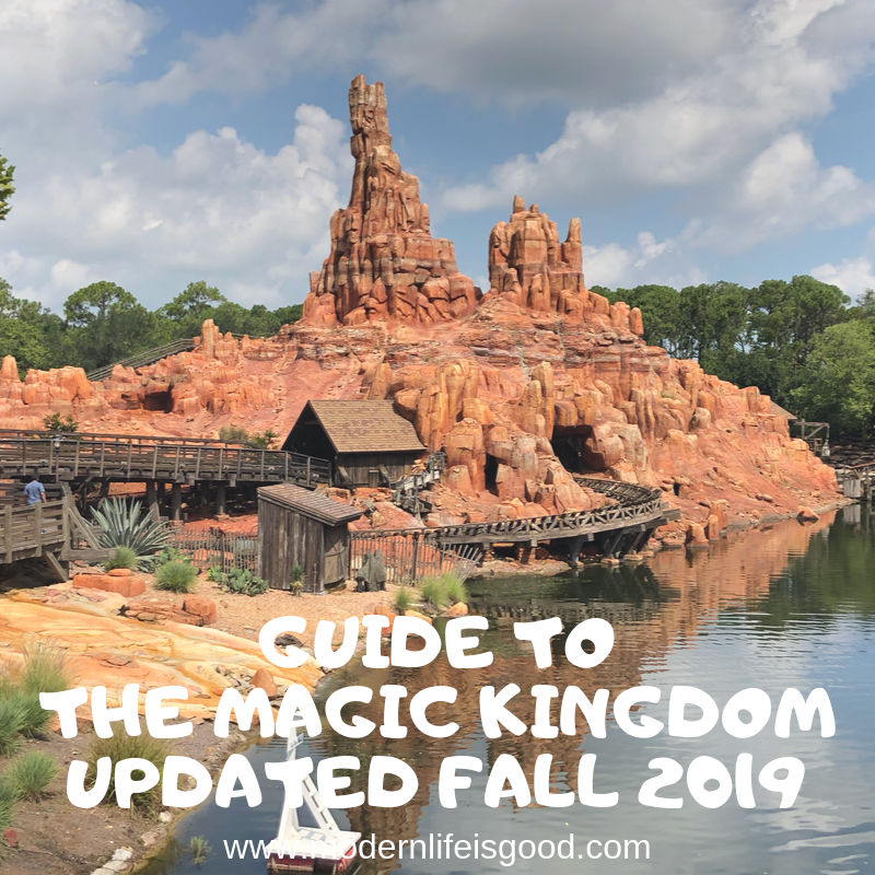 Find out all you need to know about the Magic Kingdom to help plan a fantastic Disney World Vacation. Our Guide to The Magic Kingdom has been updated for Fall 2019 with all the latest information.