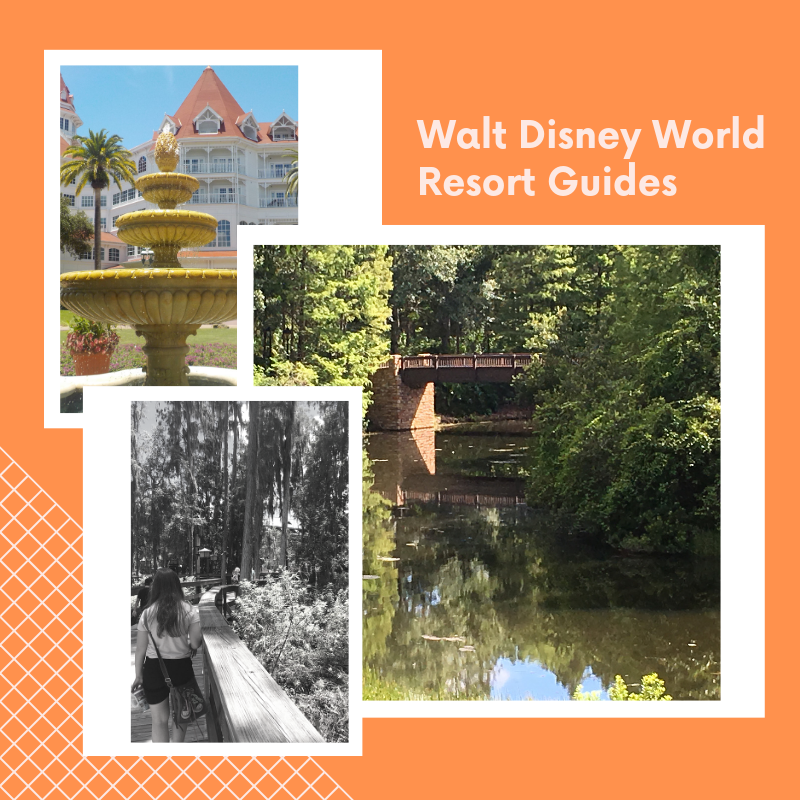 Walt Disney World Resort Guides