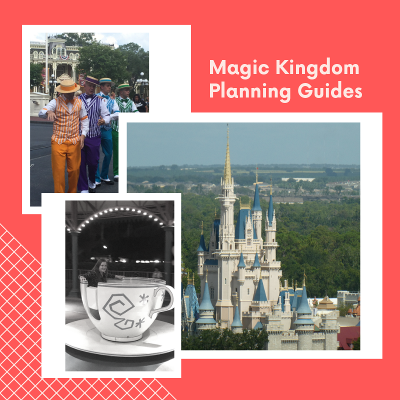 Magic Kingdom Planning Guides