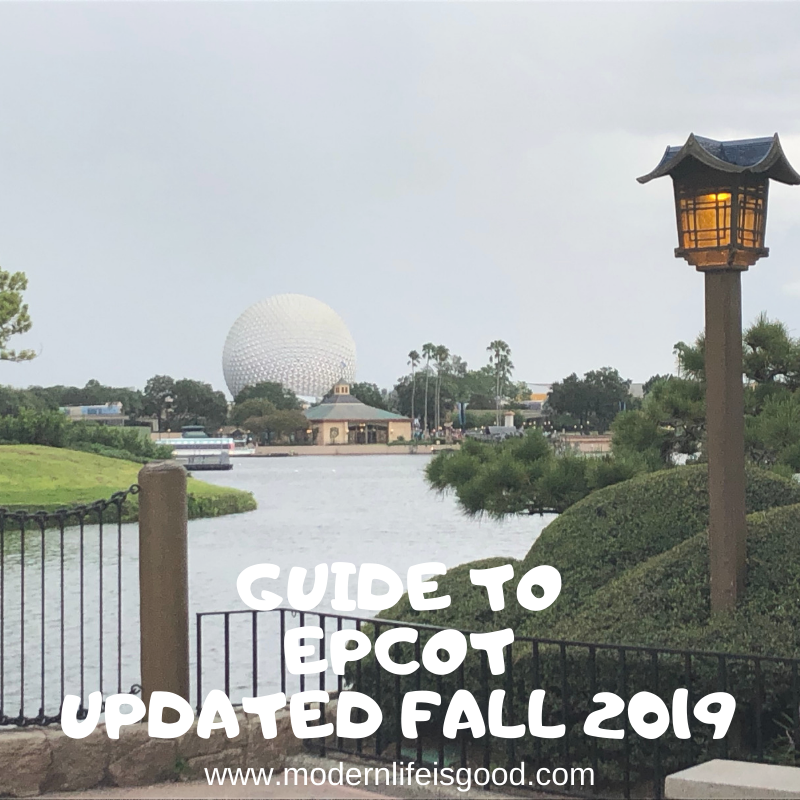 Our Guide to Epcot For Beginners is an essential guide for first-time visitors & experienced travelers to Walt Disney World. Updated for Fall 2019