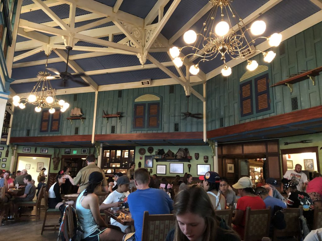 Jungle Skipper Canteen the Magic Kingdom