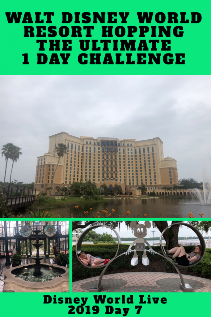 the Ultimate Resort Hopping Challenge as we attempt to visit every resort at Walt Disney World in just 1 day see how we got on