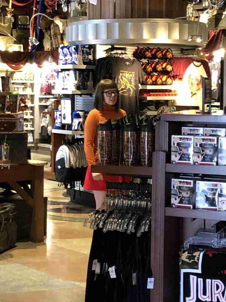 Velma at Universal Orlando
