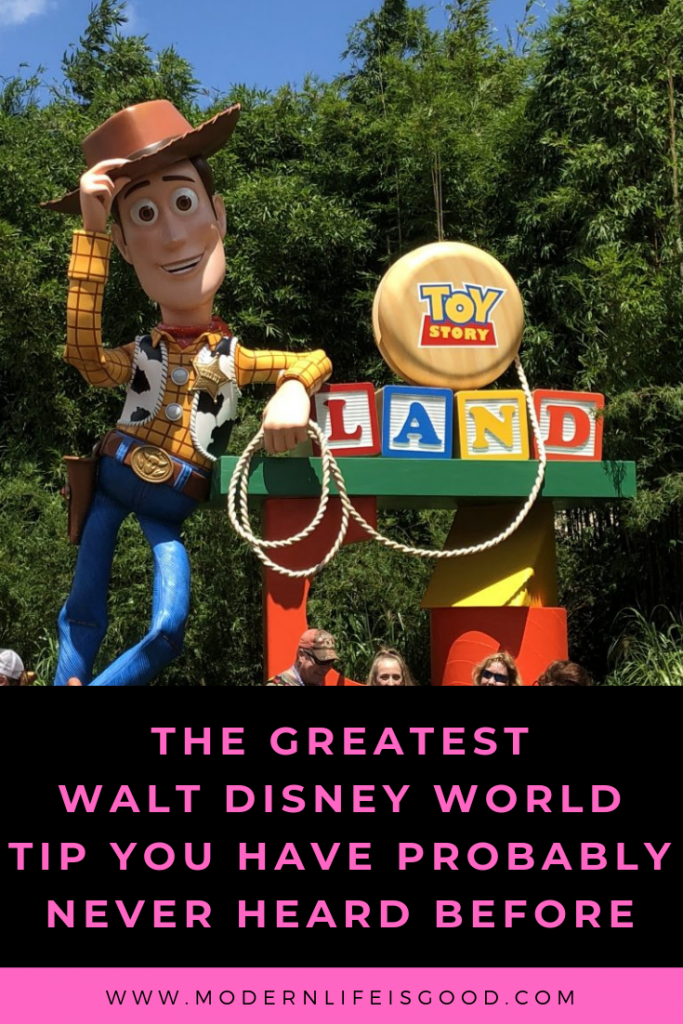 Almost everything we write about you can also read elsewhere. However, today I am going to provide you with our Greatest Walt Disney World Tip You Have Probably Never Heard Before!