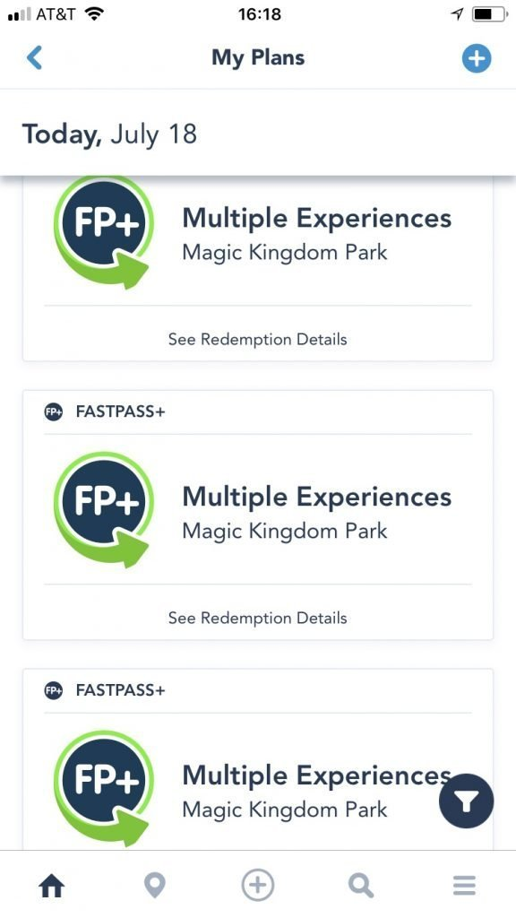 Free FastPass Walt Disney World