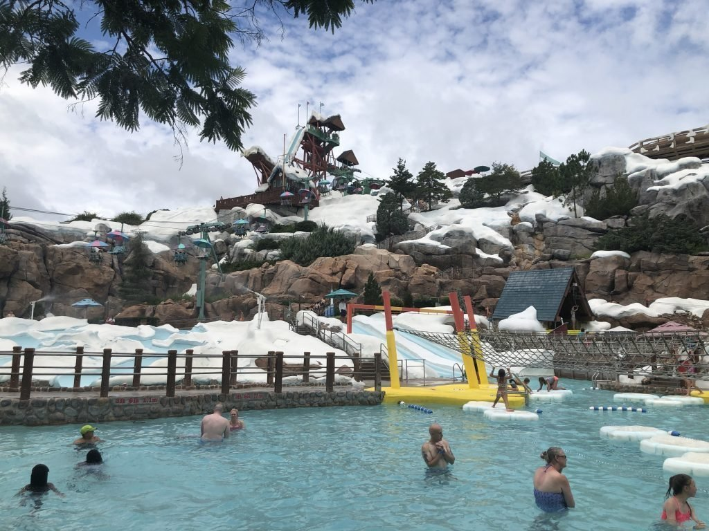 Blizzard Beach First time visitors Guide to Walt Disney World