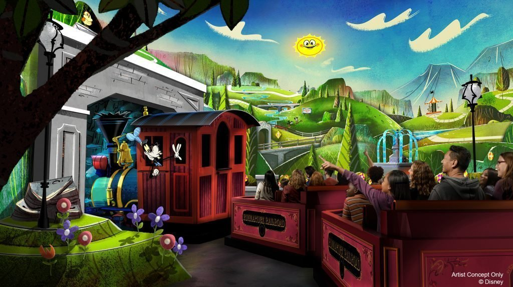 Is there another delay for Mickey & Minnie's Runaway Railway?