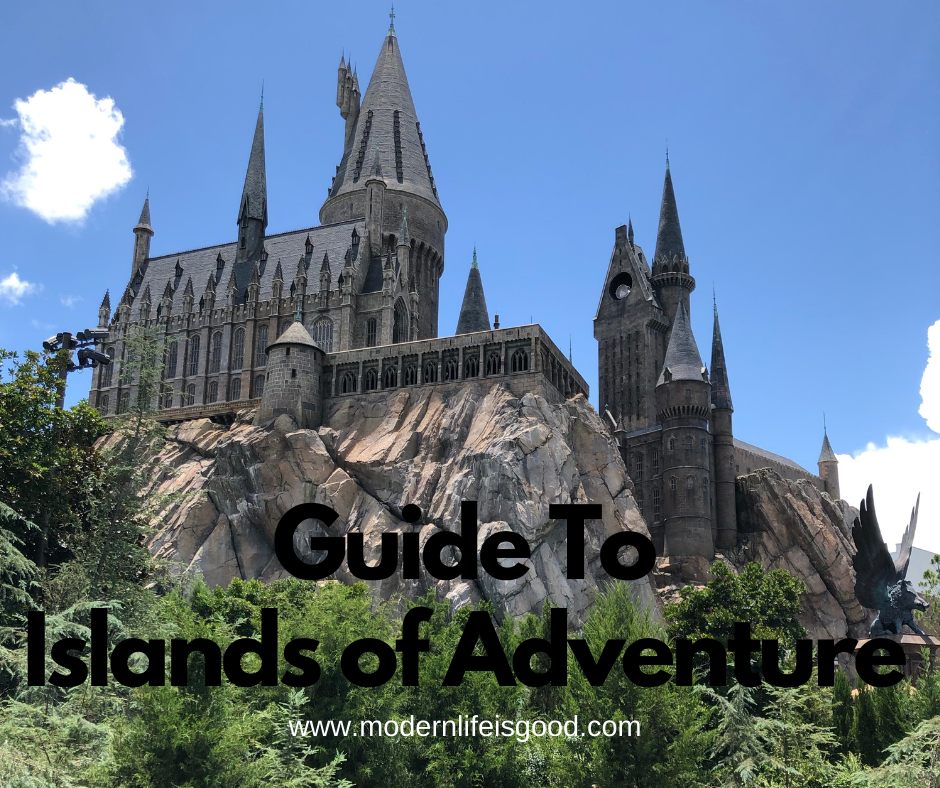 Our Guide to Islands of Adventure is part of our 2021 Guide to Universal Orlando Resort for Beginners. Our guide includes tips, tricks & hints to have a perfect time at Islands of Adventure.