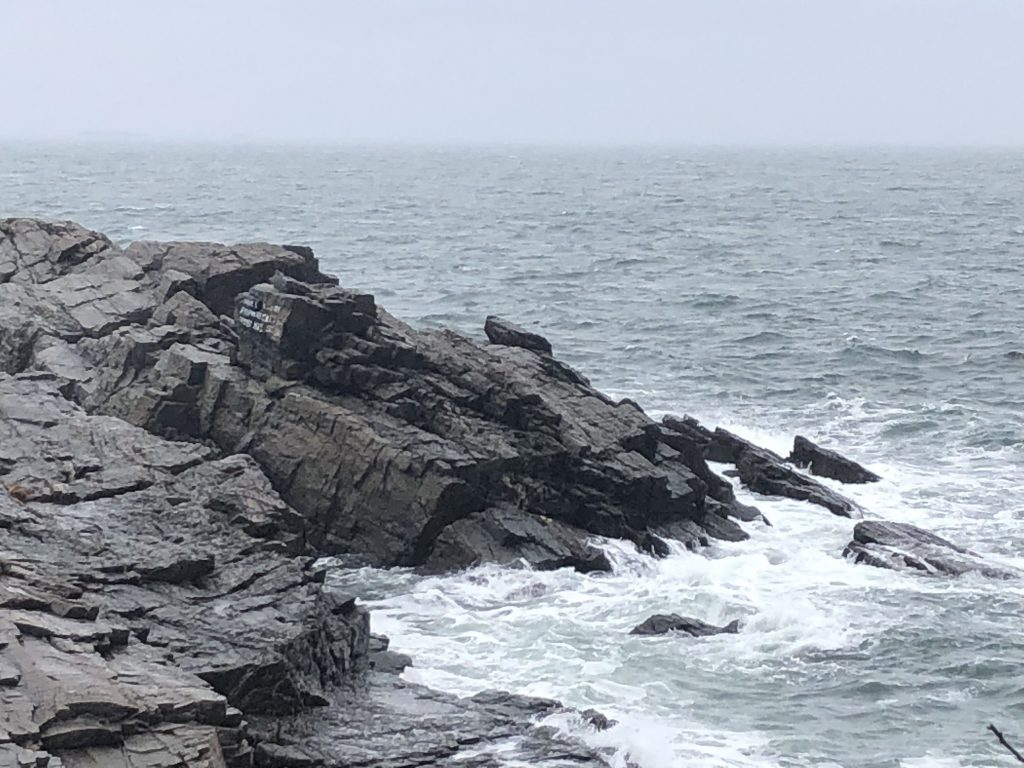 Coast of Maine Fort Williams Park
