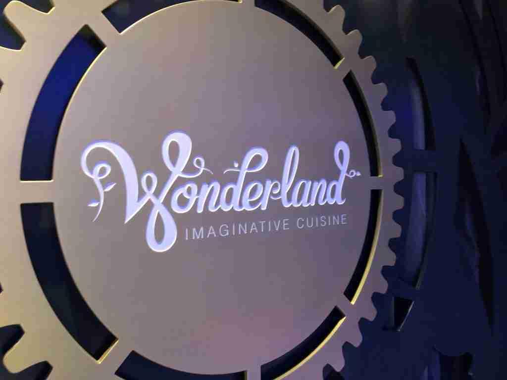 Wonderland Anthem of the Seas