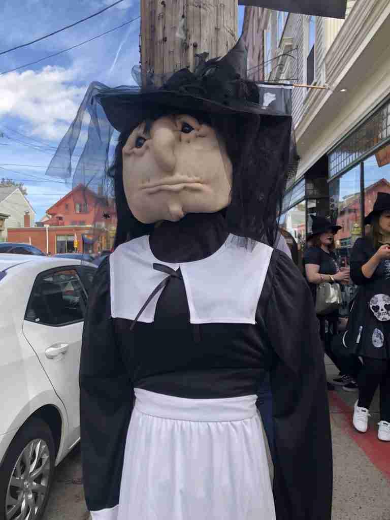 Halloween at Salem