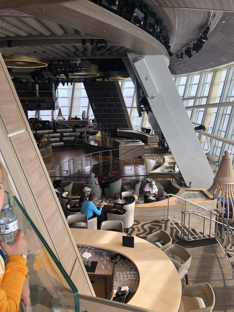 TWO70 Anthem of the Seas Walk-through Tour