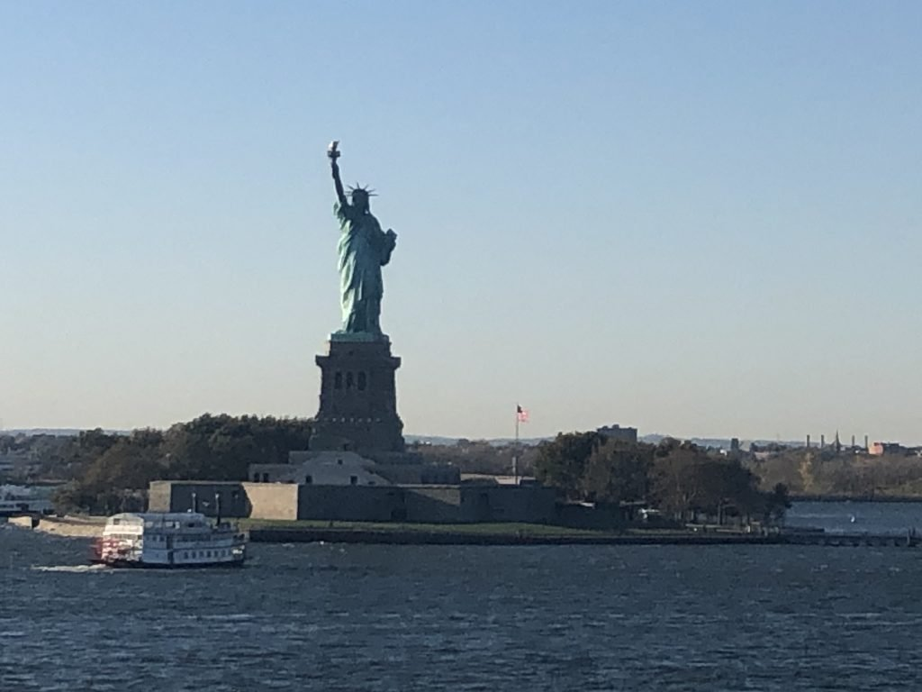 Statue of Liberty Anthem of the Seas