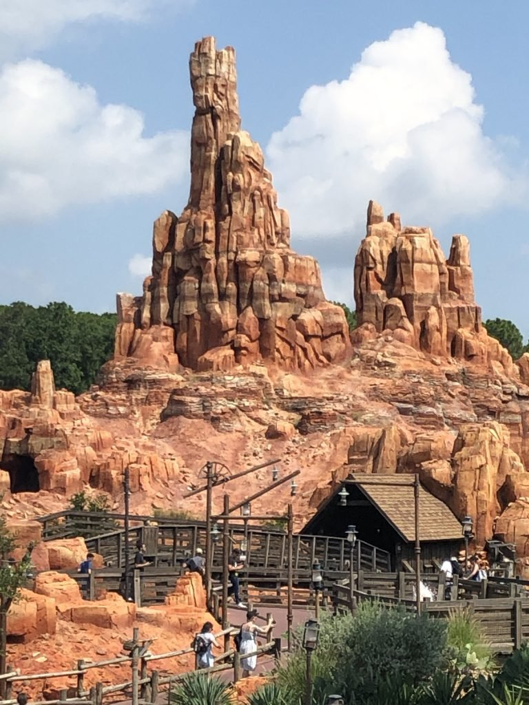 Frontierland The Magic Kingdom Walt Disney World
