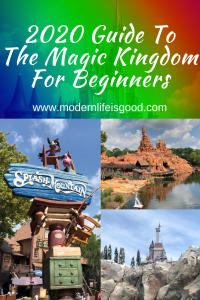 Magic Kingdom for Beginner updated for 2020