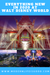 While there will be no new lands in 2020 at Walt Disney World, there will be several big new attractions. Here is everything that we currently know will be New at Walt Disney World in 2020.