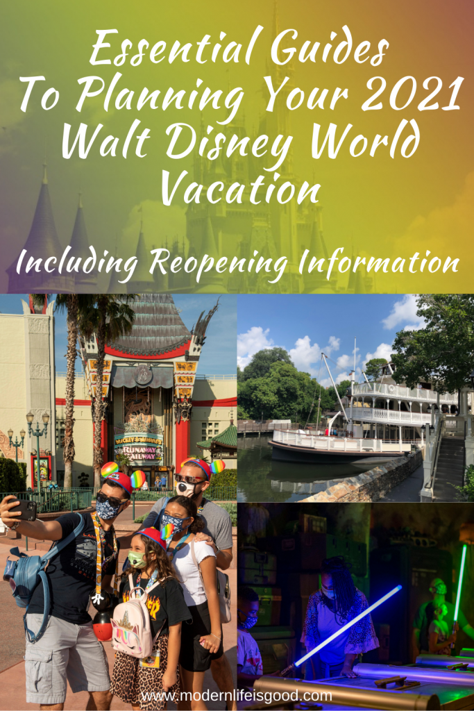 Need some Walt Disney World Planning Tips? You have come to the correct place. Modern Life is Good has plenty of guides containing tips to help plan the perfect Walt Disney World Vacation.
