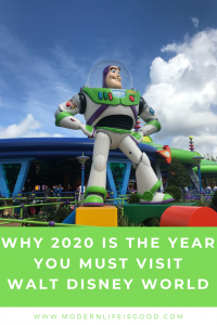 In 2018 we advised that it was perhaps the best year ever to visit Walt Disney World. However, in 2019, we urged you to consider skipping the resort. At the time, we advised that we thought both 2020 & 2021 looked like better years to visit Walt Disney World compared to 2019. We now believe 2020 is the year you MUST visit Walt Disney World.