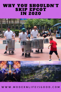 If you are short of time when visiting Walt Disney World in 2020, there will be a temptation to skip Epcot. These are our reasons why you should not skip Epcot in 2020.