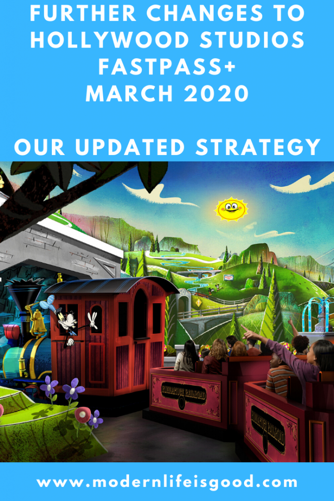 Our Hollywood Studios Fastpass Strategy will help you plan a great Disney World vacation. Our tips have been updated for March 2020 and includes Galaxy's Edge and Mickey & Minnie's Runaway Railway