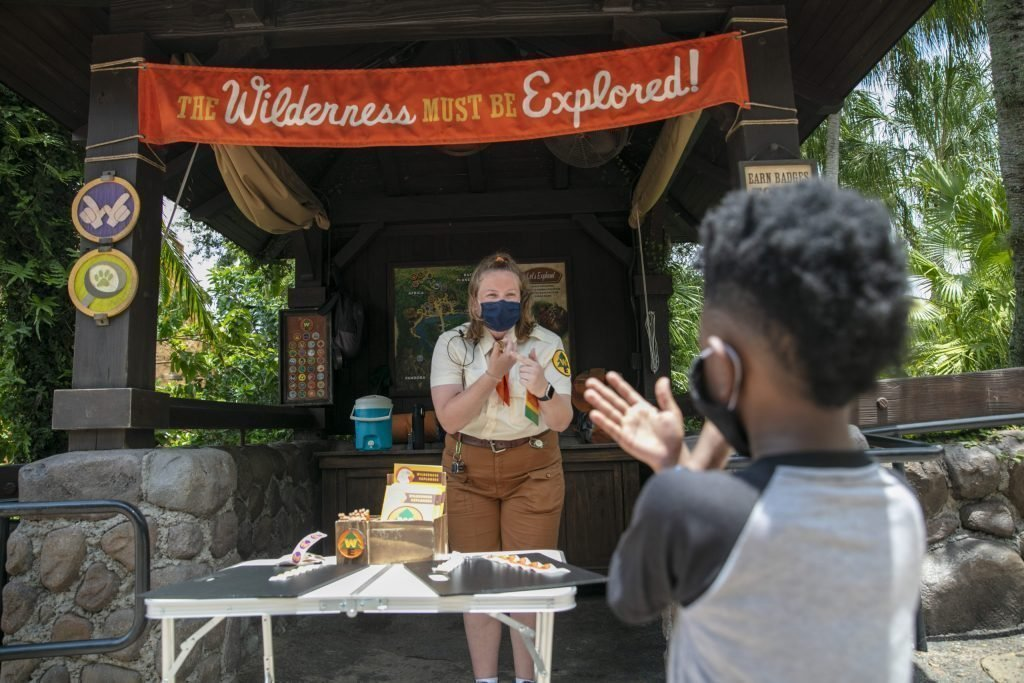 Wilderness Explorers is now reopen at Disney's Animal Kingdom