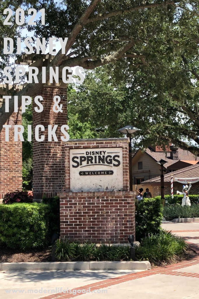 Our Disney Springs Tips and Tricks will help answer your most common questions. We have updated this guide with all the latest information for 2021 during the Walt Disney World reopening.
