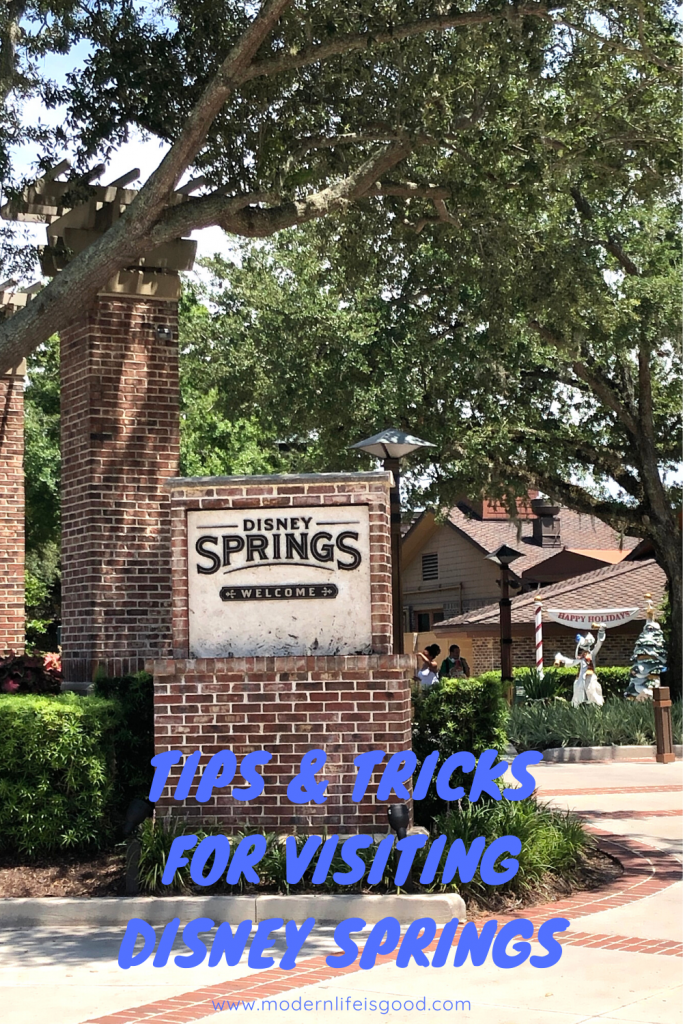 Disney Springs now consists of over 150 stores, restaurants, and entertainment locations. Our Disney Springs Tips and Tricks will help answer your most common questions.