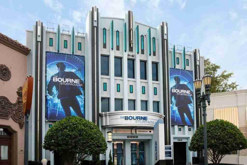 The Bourne Stuntacular now open at Universal Studios Florida