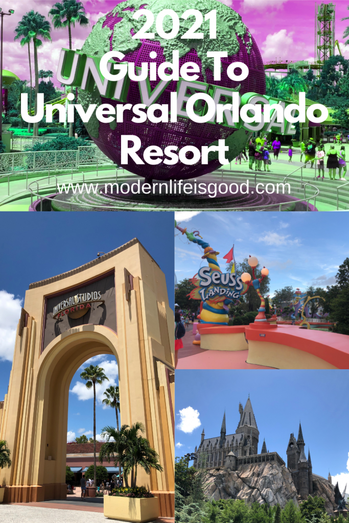 Our Guide to Universal Orlando Resort has hints, tips, and tricks for planning your vacation, plus information on all the resort's attractions. The guide is an essential resource for both first-time and returning visitors to Universal Orlando. The guide has been updated for 2021 with all the latest reopening information.
