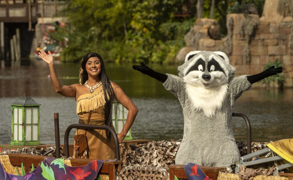 Character Cruises at Animal Kingdom