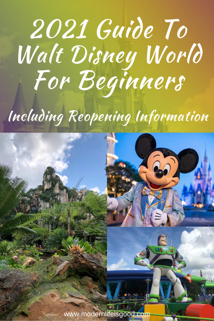 2021 is a little different at Walt Disney World, and there are a significant number of changes. We have decided to create a brand new 2021 Guide to Walt Disney World for Beginners to ensure all the latest information is in one place.