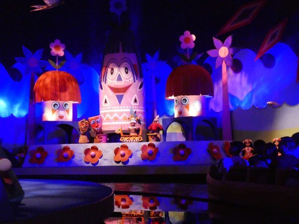 Small World is moving to Epcot
