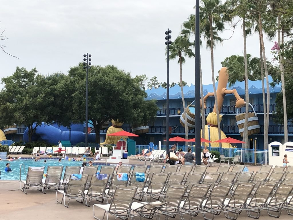 All-Star Movies Resort to Reopen February 2021