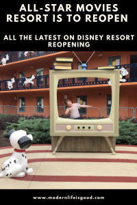 A big announcement has been made in the reopening of Walt Disney World. All-Star Movies Resort is to reopen on February 9, 2021. This will be the third value to resort to reopen in Walt Disney World following Disney's Pop Century Resort and Disney's Art of Animation Resort, which is due to reopen on November 1st.