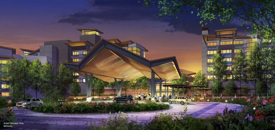 Is Reflections - A Disney Lakeside Lodge off to Neverland?