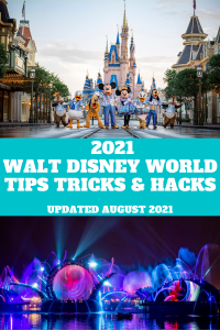 Since the reopening of Walt Disney World, many of our vacation planning tips and tricks are no longer valid and might never be again. Despite this, there are still many tips, tricks, and hacks that will get you ahead of the rest of the crowd. Here are 10 Walt Disney World Tips for 2021 that still matter and a couple of important new ones during the reopening period. We updated this guide during August 2021 with all of the latest information.