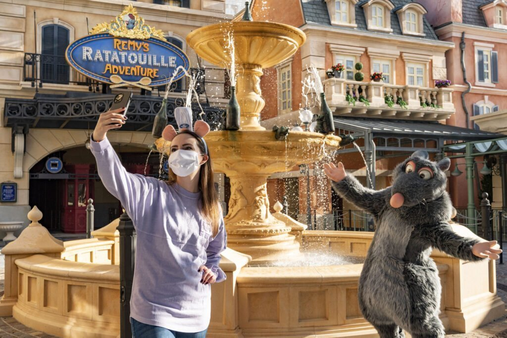 Remy's Ratatouille Adventure will open in 2021 at EPCOT