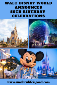 2021 was expected to be a year of celebration at Walt Disney World. The resort is celebrating its 50th anniversary and had announced a host of new attractions over the next few years. Due to the resort closure and gradual reopening, announcements have been limited on what we can expect for Walt Disney World's 50th birthday celebrations. However, that has now changed as the resort has announced its initial plans for the celebration.