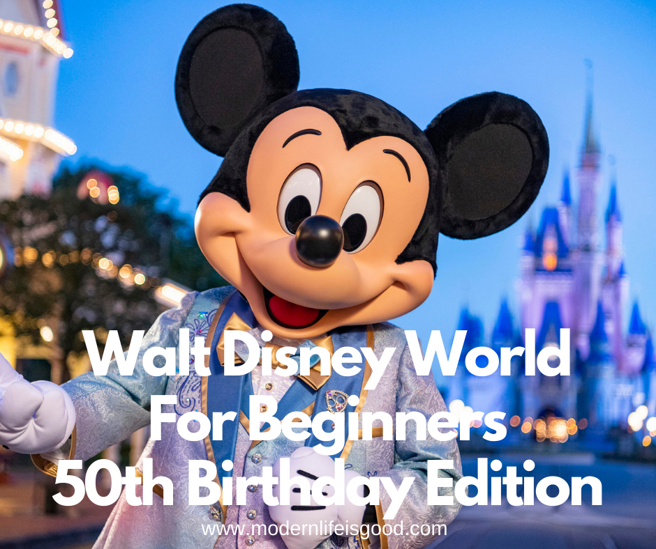 Our 2021 Ultimate Guide to Walt Disney World for Beginners is a great starting point to plan your vacation if you are a newbie to Walt Disney World or an experienced Mouseketeer. Remember, even if you have visited Walt Disney World before, there are many changes to how you plan your vacation in 2021. Our latest update contains essential information on the resort's 50th birthday celebrations