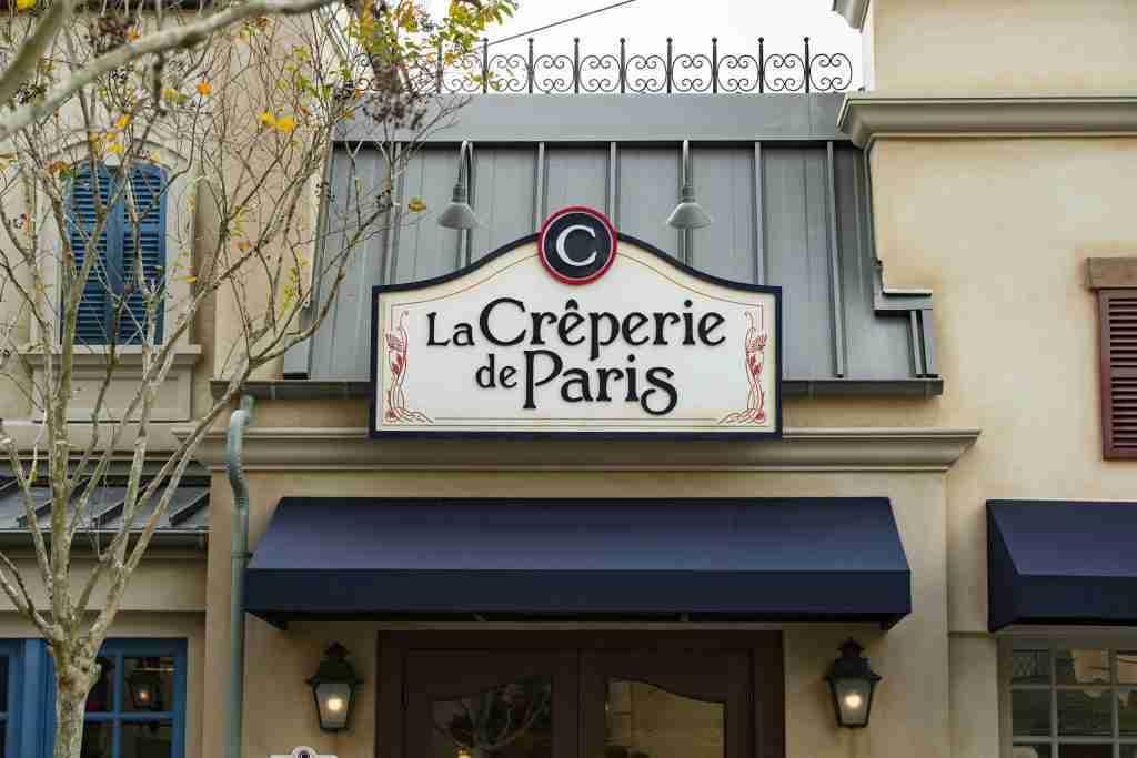 The grand opening of La Crêperie de Paris is set for Oct. 1, 2021,