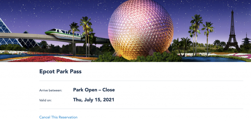 The EPCOT International Food & Wine Festival 2021 starts on July 15th