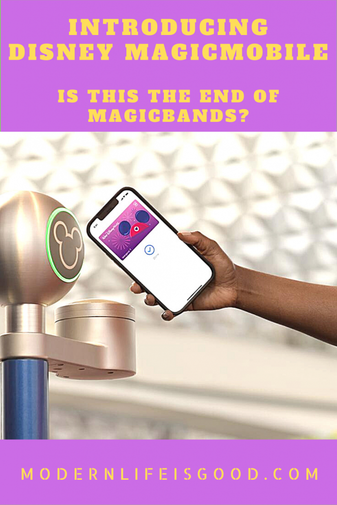 We have already discussed how we think 2021 could be the last year of MagicBands at Walt Disney World. Now in a further sign of the future, its replacement has been announced, it is time to welcome Disney MagicMobile.