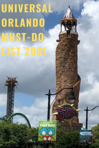 Hey, it is a little bit later than planned, but we are cautiously getting slightly optimistic we might be able to visit Universal Orlando this year. Assuming all the stars align, here is our Universal Orlando Must-Do List for 2021.