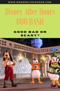 A return to normal or perhaps the new normal? In 2021, like 2020, there will be no Mickey's Not So Scary Halloween Party at the Magic Kingdom. However, unlike 2020, there will be an alternative party in its place. 2021 will be the first-ever Disney After Hours BOO BASH. Whether this will be a one-off or long-time replacement for Mickey's Not So Scary Halloween Party time will tell. However, if you read our recent post on the real reasons for the cancelation of Extra Magic Hours, you would certainly wonder if this might become a regular event.