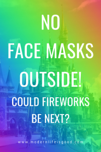 Last week we discussed the removal of temperature checks at Walt Disney World and other Orlando parks. At the time, we wondered whether face masks could be next. However, we never expected they would be gone already. However, you should note this is outside only at this time. The next big question is whether fireworks could be next to return? We feel July 4th might see the start of some of the Walt Disney World nighttime shows.