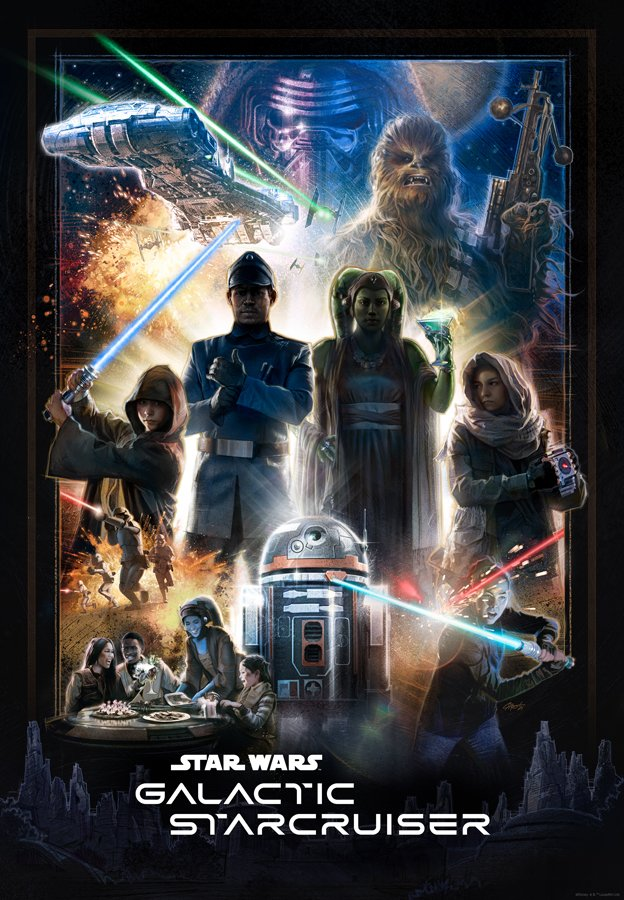 Star Wars: Galactic Starcruiser latest news